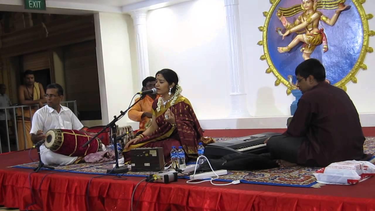 Bombay Saradha - A Song On Dharma