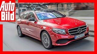 Mercedes-Benz E 220 d T-Modell (2016) Fahrbericht/Review/Test/Probefahrt