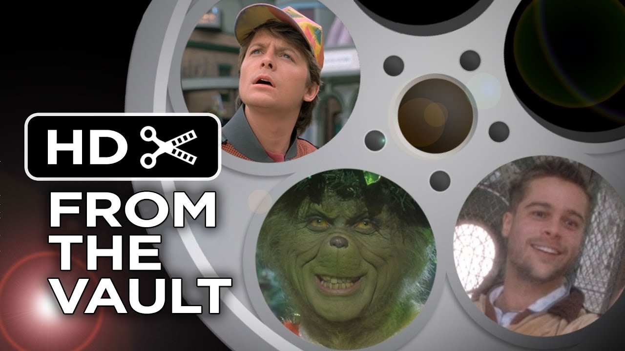 MovieClips Picks - Back to the Future, The Grinch, Twelve Monkeys HD Movie