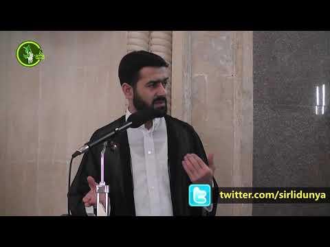 Qiblənin dəyişilməsinin fəlsəfəsi Hacı Samir