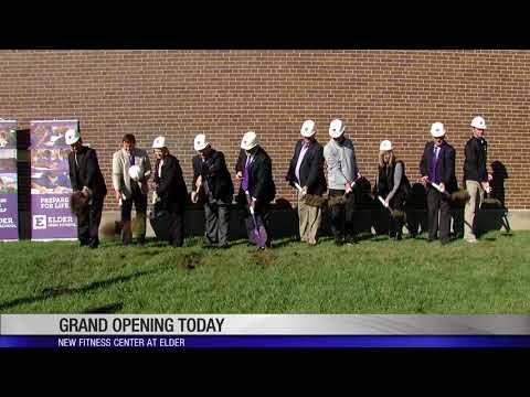Elder High School hosting celebration for new fitness center
