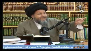 هل يوجد تعارض بين موقف الامام الحسين وسائر الأئمة من الحكام ؟   السيد كمال الحيدري