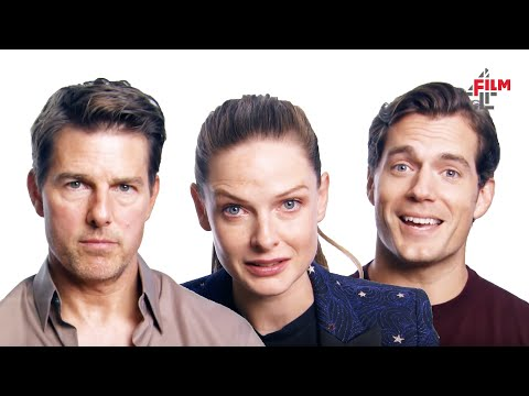 Tom Cruise, Henry Cavill & Rebecca Ferguson on Mission: Impossible - Fallout | Film4 Interview