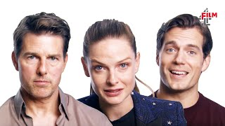 Tom Cruise, Henry Cavill & Rebecca Ferguson on Mission: Imposs…