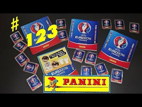 75 new PANINI Sticker UEFA FRANCE EURO 2016 PANINI Frankreich OFFICIAL video Lucky Bag ALBUM EM #123