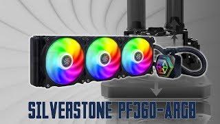 [Cowcot TV] Présentation SilverStone PF360-ARGB