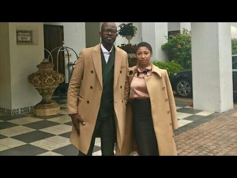 South African Dj Black Coffee Enhle Mbali Maphumulo Best Video
