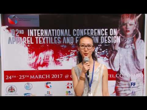 Li Yaxing - zh-cn - 02nd International Conference on Apparel Textiles and Fashion Design