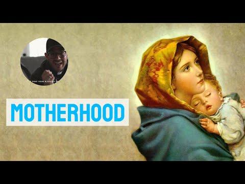 MOTHERHOOD - In Just A Minute - Episode #20