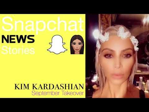 kim kardashian's September story update