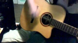I Feel Pretty/Unpretty (acoustic guitar cover)