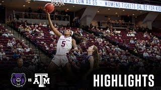 Women's Basketball: Highlights | A&M 72, UCA 61 thumbnail