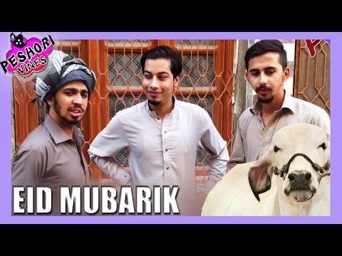 Bakra Eid Mubarak By Peshori Vines Official