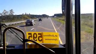 дорога в Пупышево