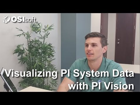 OSIsoft: Visualizing PI System Data with PI Vision Online Course