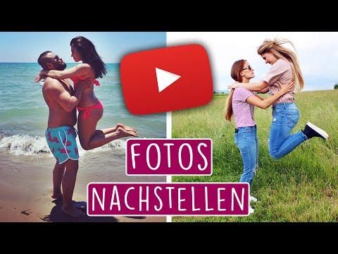 YOUTUBER FOTOS NACHGESTELLT mit SNUKIEFUL!