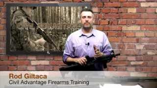 Short Barreled Rifles (SBR)