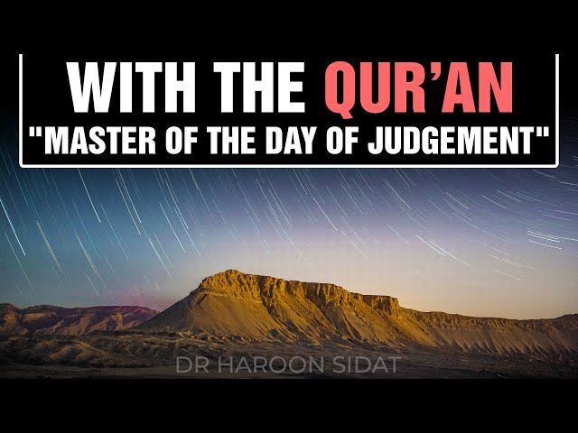17. With the Quran: