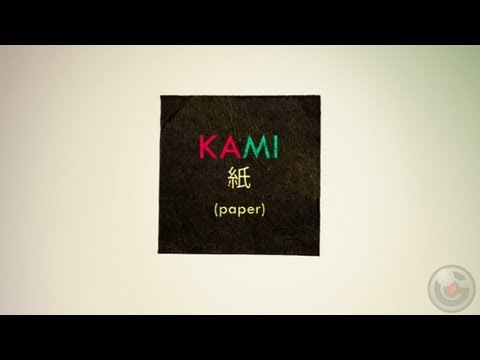 KAMI - iPhone & iPad Gameplay Video