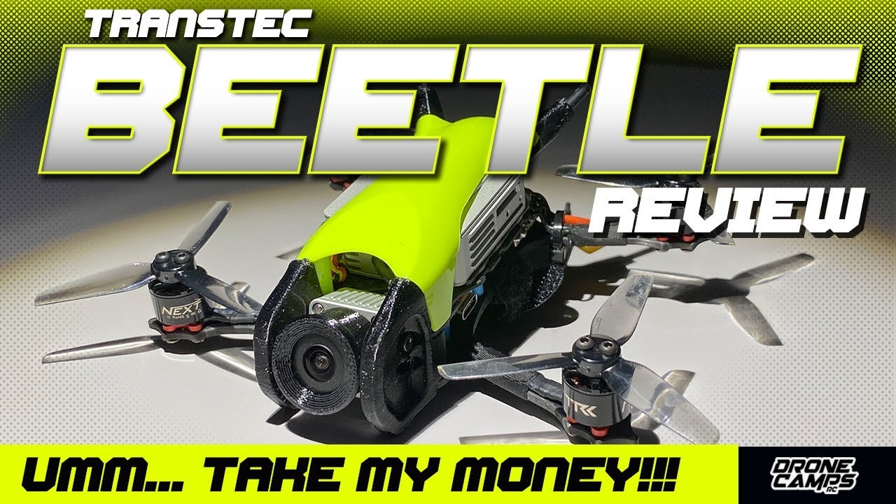Take My Money Dji Transtec Beetle 2 5 Digital Fpv Quad The Complete Review Youtube