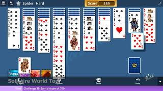 Solitaire World Tour #18 | August 31, 2019 Event