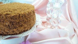 Saftige und sehr Gesunde HONIGTORTE ohne Mehl und Zucker | Medovik