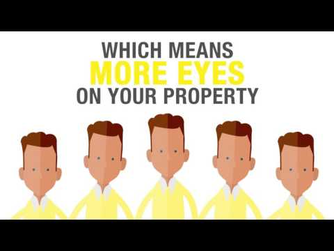 InRoom Auction Animated video