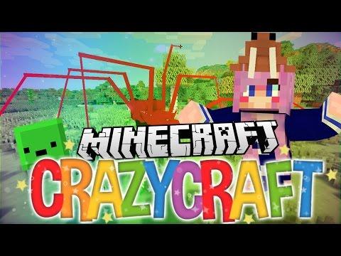 Scavenger Hunt! | Ep 16 | Minecraft Crazy Craft 3.0
