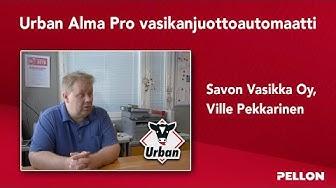 Urban Alma Pro vasikanjuotto Savon Vasikkalla