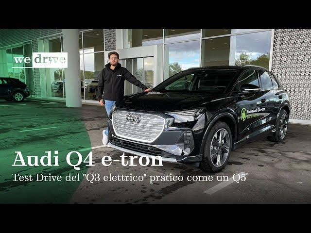 Audi Q4 e-tron | Test Drive del