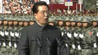 China feiert 60 Jahre Volksrepublik mit pompöser Parade