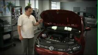 Volkswagen Polo sedan. Двигатель(, 2010-07-21T08:27:35.000Z)