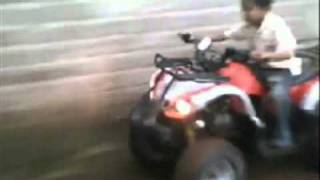 latihan motor atv video mp4
