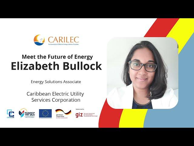 Meet Elizabeth Bullock