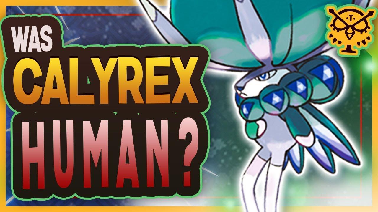 Is Calyrex A Pokemon Human Fusion Crown Tundra Youtube