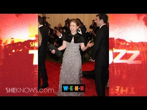 Chelsea Clinton: Pregnant with First Child! - The Buzz