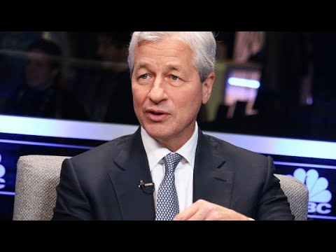 JPMorgan CEO Jamie Dimon on trade war, markets and global economy