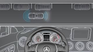 CLA-Class Active Parking Assist -- Mercedes-Benz USA Owners Support