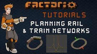 Download lagu Factorio Train Tutorial Planning A Rail Network Junction Spacing Train SizeMainline MP3