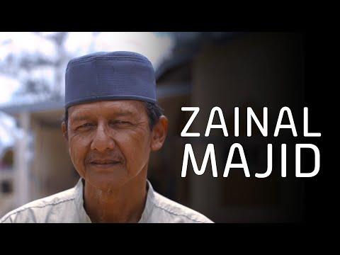 Christmas Island Stories: Zainal Majid