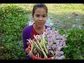 Awesome Cooking Fish With Water Hyacinth Recipe-Cooking Fish Recipes-Village Food Factory-Asian Food