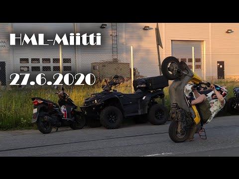HML-Miitti 27.6.2020 (Mahdotonta