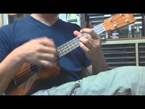 オルフェのサンバ - Samba De Olfeu / ukulele solo ウクレレ - YouTube
