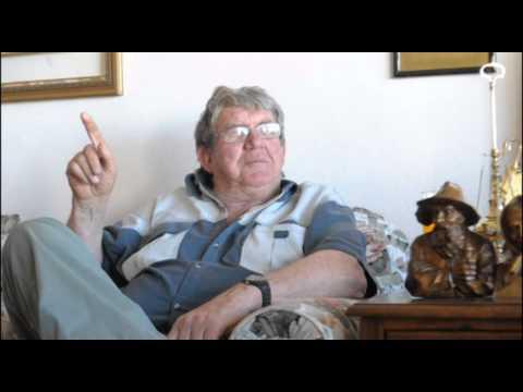 Boere-egpaar van Trompsburg soos skape geslag