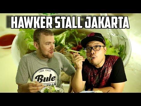 Coba Hawker Stall di PIK Jakarta dengan Enjoyaja.com - BuleKulineran | FVLOG #93