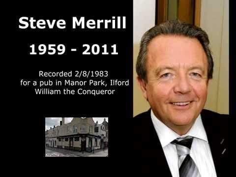 DJ Steve Merrill Mixtape (02/08/1983)