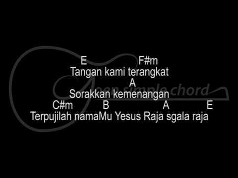 Nyanyian Kemenangan - GMS Lyric and Chord