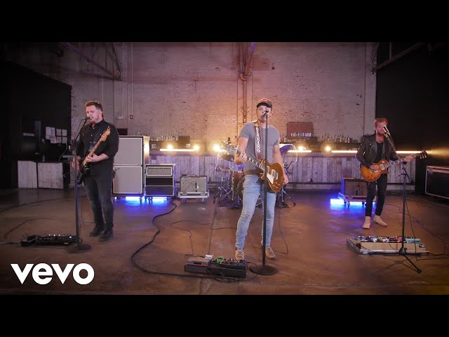 Travis Denning - Where That Beer's Been (Performance Video)