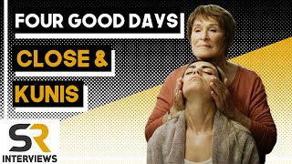 Glenn Close & Mila Kunis Interview: Four Good Days