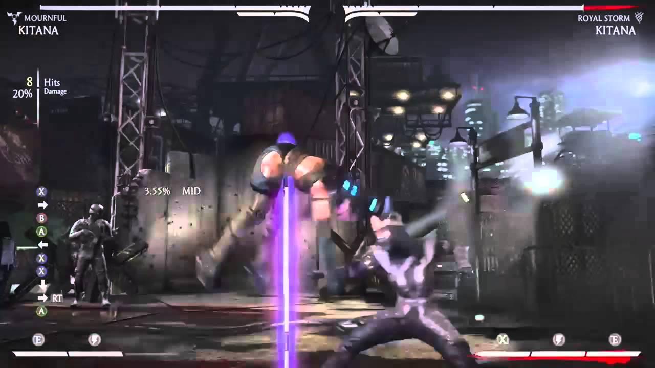 Mortal Kombat X Beginner's Guide to Game Modes, Combat, Variations